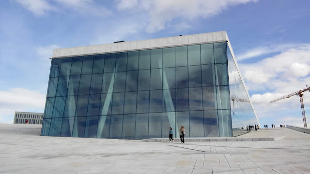Opera, opera house, architecture, architektura, zwiedzanie Oslo