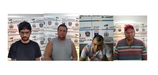Sequestro, roubo de carga, cárcere privado: PM prende perigosa quadrilha em Palmares