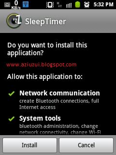 Free Download Sleep Timer v2.2 apk