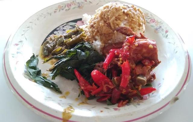 Nasi Padang Bojong Bekasi