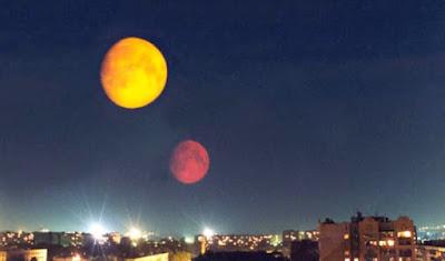 что случится, будет ли видно на небе 2 луны, страшно ли это