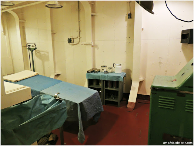 Hospital del USS Massachusetts
