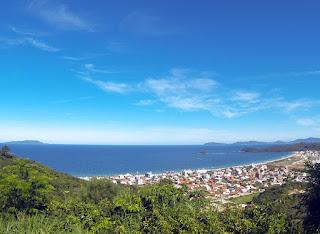 playa de Palmas En Auto a Brasil