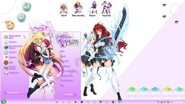 Windows 8.1 Theme Valkyrie by Andrea_37