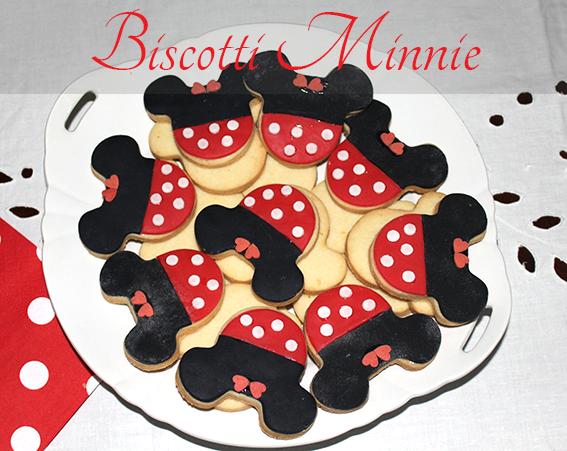 Profumo di fragole biscotti minnie for Decorare la stanza di minnie e topolino