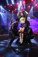 Sunny Leone Dancing on stage At Rogue Movie Audio Music Launch ~  147.JPG