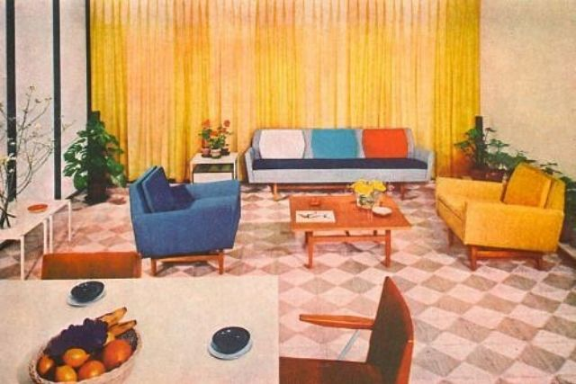 Mid Century Modern Home Design Inspiration Of The 1940s 1950s And The 1960s Vintage Everyday