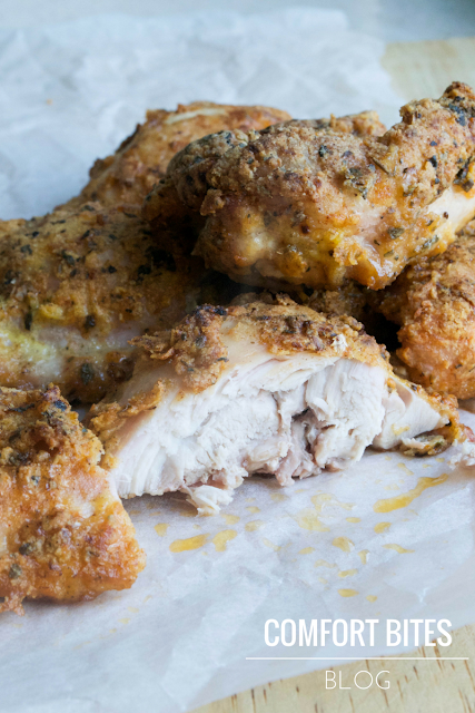 Baked Paleo Fried Chicken