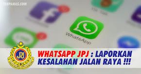 Thumbnail image for WhatsApp JPJ Untuk Laporkan Kesalahan Jalan Raya