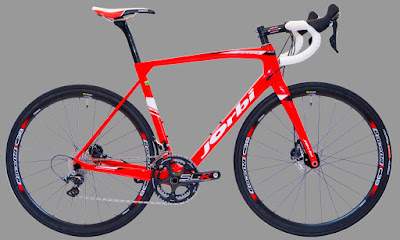 JORBI SPEED DISC, otra gran bici