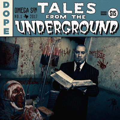 CHICITYMUSIK: Omega Sin - Tales from the Underground (2017) - San
