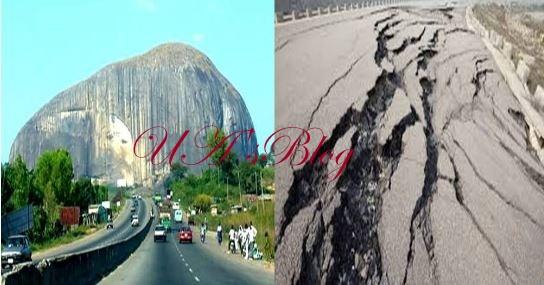 Abuja, four states prone to tremor – NASRDA