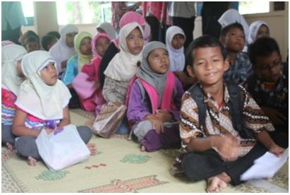 Sekolah Berjalan: Dusun Bodowaluh, Pundong, Bantul