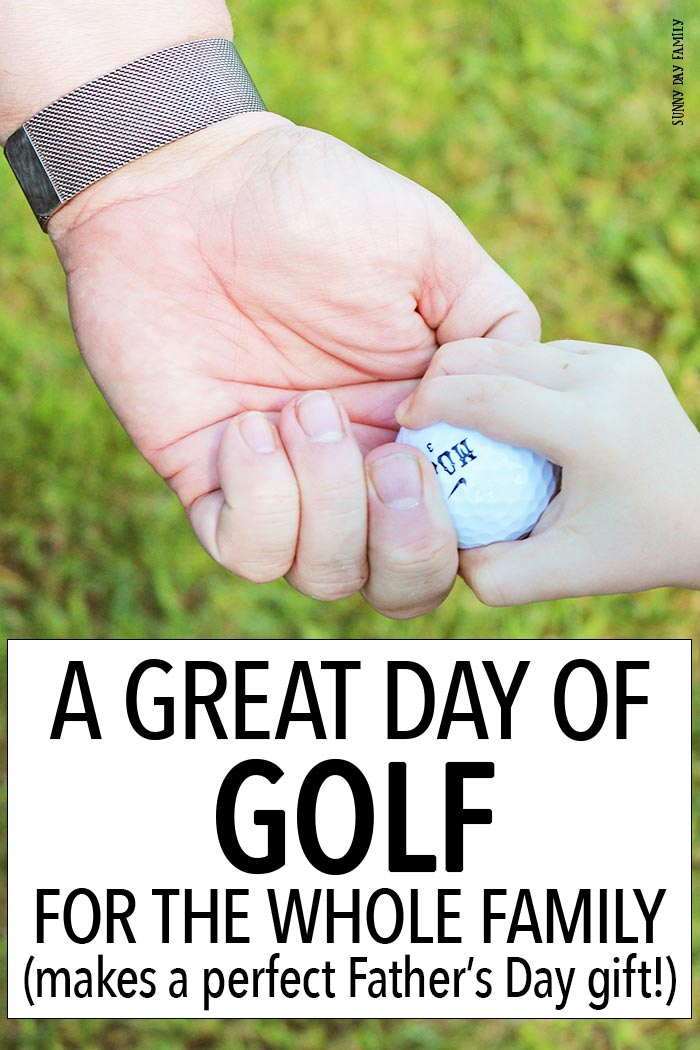 Want the perfect Father's Day gift for the golfer in your life? Take the whole family to the Quicken Loans National! Enjoy great golf and tons of activities for the kids too - its a must do even this summer!