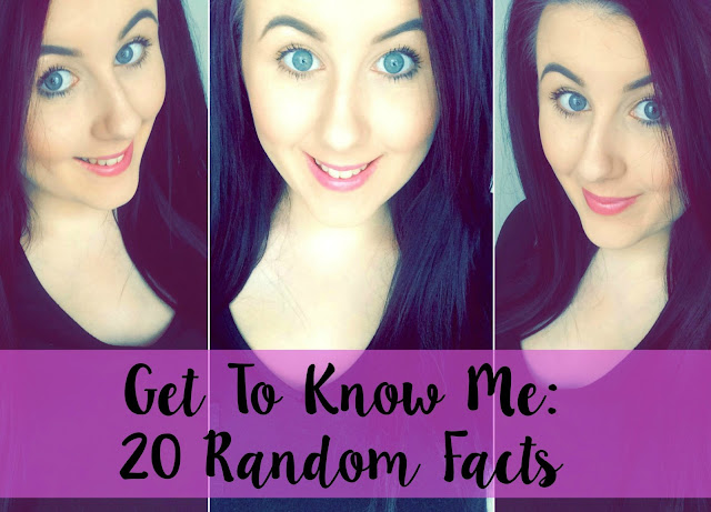 20 Random Facts You Didn't Know About Me