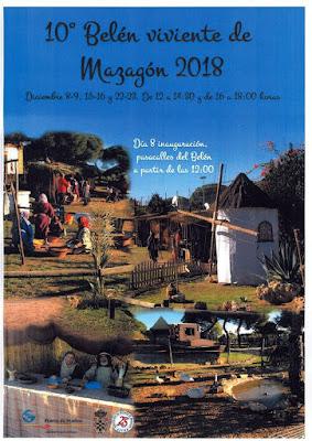 Mazagón - Belén Viviente 2018