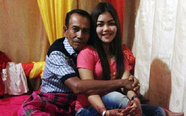 Datuk Kahwin Gadis 18 Tahun Jadi Buah Mulut Netizen
