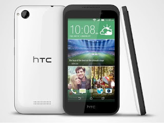 Harga HTC Desire 320 Terbaru, Spesifikasi Jaringan 3G Layar 4.5 Inch
