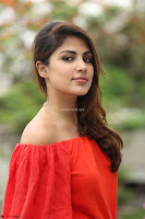 Rhea Chakraborty in Red Crop Top and Denim Shorts Spicy Pics ~  Exclusive 144.JPG