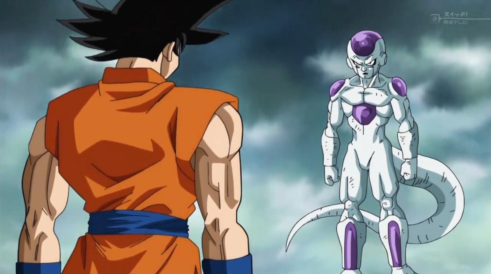 Dragon Ball Super: Episódio 24 – O Combate Mortal – Freeza VS Son Goku!