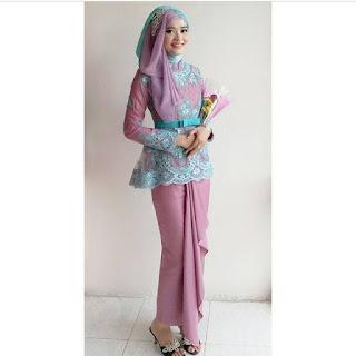 Inspirasi Kebaya Batik Indonesia