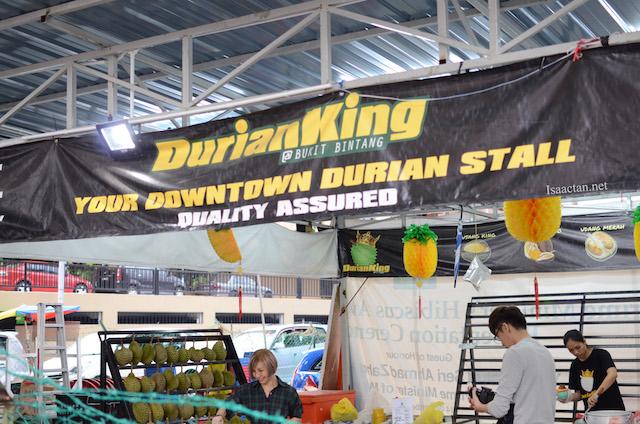 Durian King @ Bukit Bintang