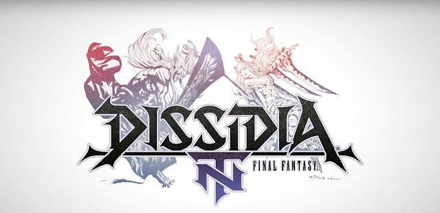 Intro cinemática de Dissidia Final Fantasy