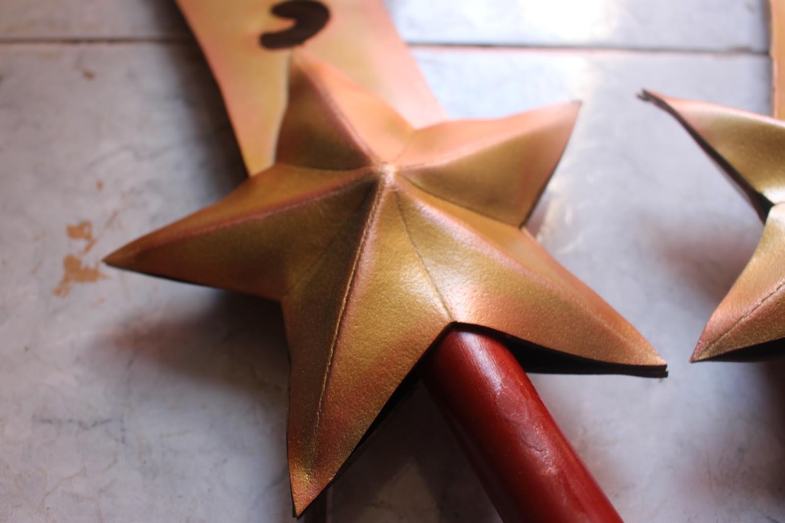 SetCosplay  Tutorial  Como fazer Estrela 3D em EVA (Emborrachado) ou ... 2e25fee679e