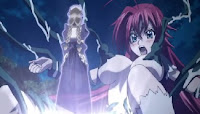 High School DxD OVA Episódio 01