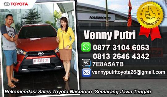 Rekomendasi Sales Harga Mobil TOYOTA 2016 Ungarang, Jawa Tengah