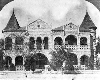 Charles Schreiner Mansion, Kerrville, 1899