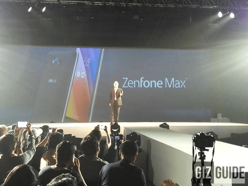 ZENFONE MAX TO ARRIVE IN THE PHILIPPINES THIS OCTOBER! FEATURES 5000 MAH OF POWER!