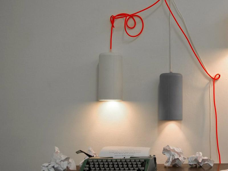 lampada a sospensione Candle collezione be-pop In-es.artdesign