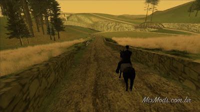 gta sa san andreas new horse mod cleo cavalo novo