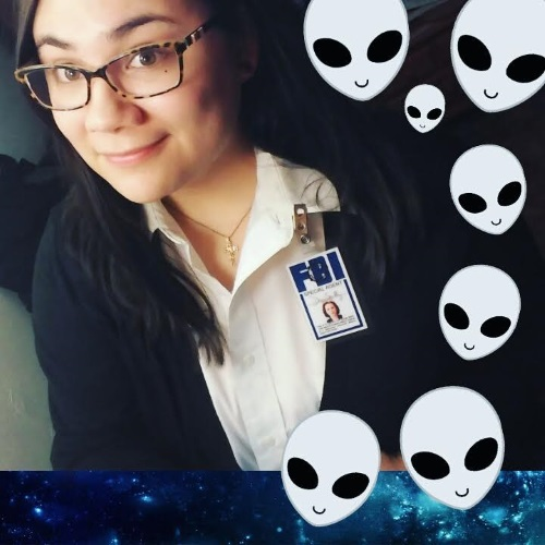 scully cosplay