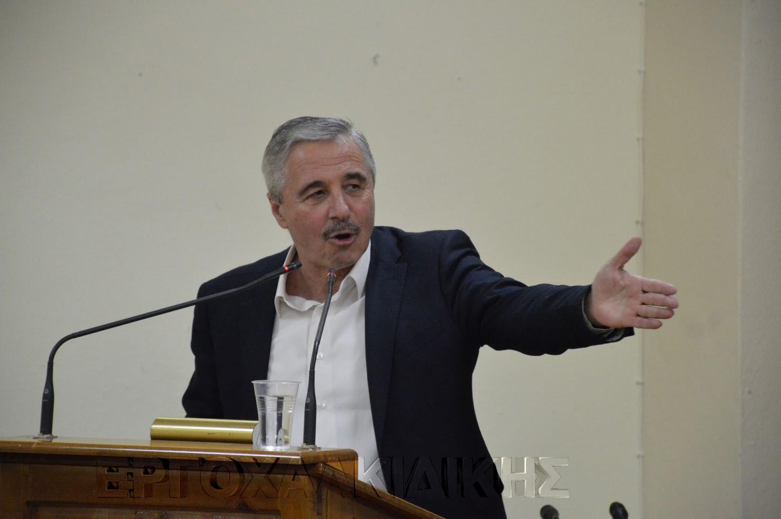 Μανιάτης: Χάνονται 2.500 θέσεις εργασίας και ο κ. Τσίπρας κρύβεται