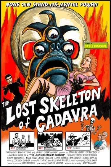 The Lost Skeleton of Cadavra (2001) | 0 50 Action Express