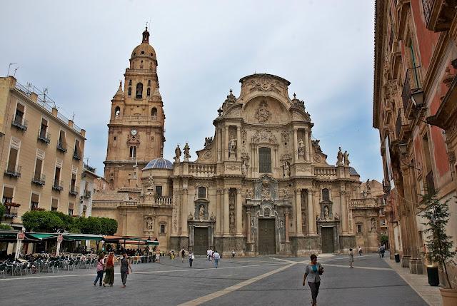 Atrakcja turystyczna Stare miasto Murcia