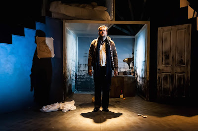 Simone Spagnolo: Faust, Alberta - Benjamin Bevan - Time Zone Theatre (Photo  Lidia Crisafulli)