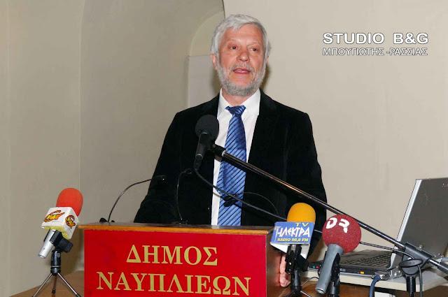 Συγχαρητήριο μήνυμα Περιφερειάρχη Πελοποννήσου στη νέα πρυτανική αρχή του Πανεπιστημίου Πελοποννήσου