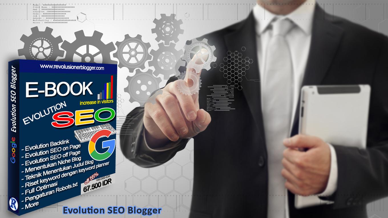 Ebook Revolusi SEO Blogger