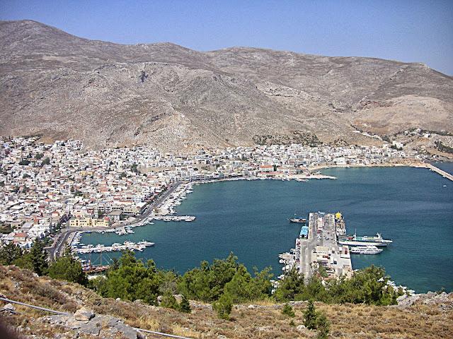Kalimnos adası, kalimnos island