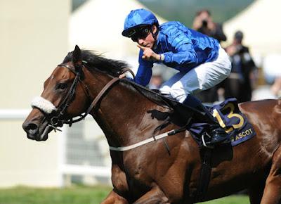 Godolphin horse racing