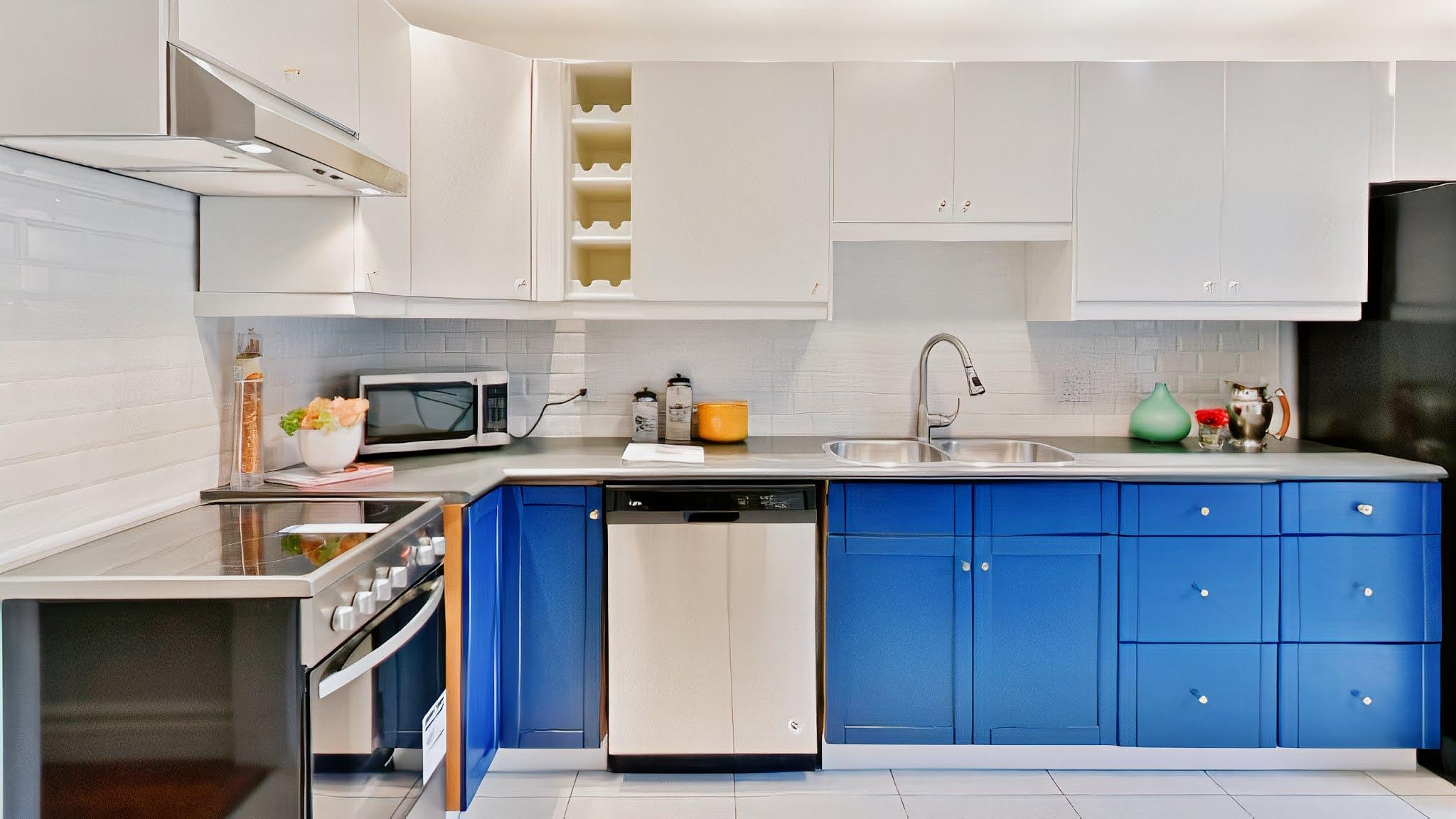 Kitchen Trends 2021 Blue Kitchens
