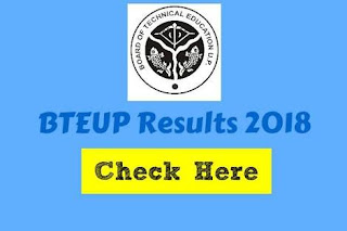 UP Polytechnic Diploma 1st, 2nd, 3rd (Final) 4th 5th SEm year result 2018