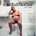 "Mother poses naked on a toilet at 40 weeks of pregnancy to show the ""challenging"" reality faced by pregnant women"