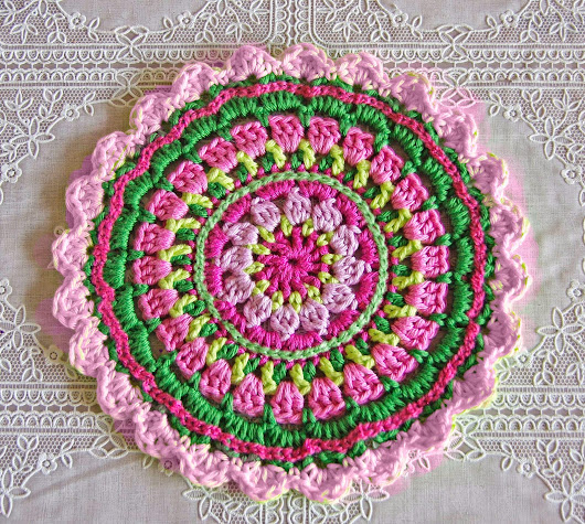 Little Spring Mandala