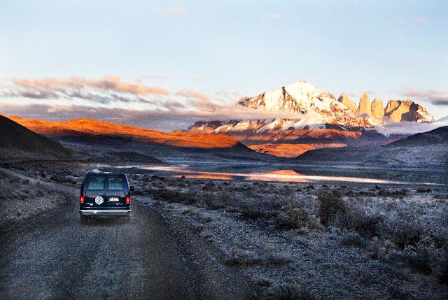 Como ir e circular pela Patagônia Argentina