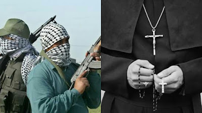Gunmen And Catholic priest