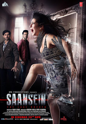 Saansein 2016 Hindi pDVDRip 700mb